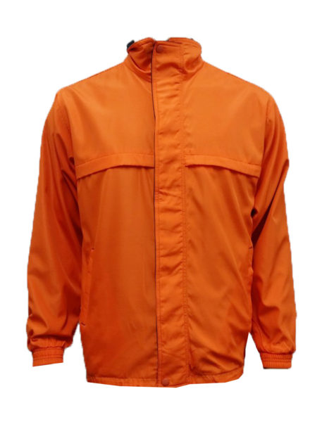 BKNOV-Reversible Jacket Orange Front