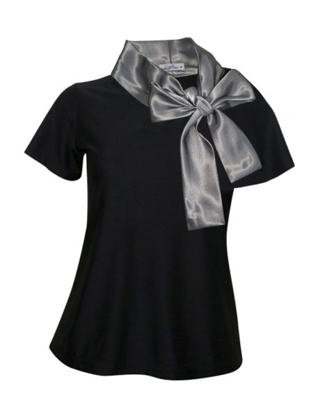 bkbsg002_front-view-black-top-w-silver-ribbon